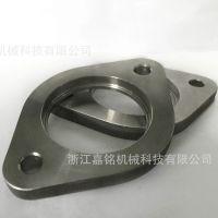 厂家直销不锈钢板式对焊法兰 304非标法兰 尾气处理配件进气法兰