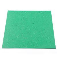 酒店幼儿园用防滑橡胶地板GF0601安全防滑绿色橡胶地垫