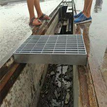 安平电厂镀锌格栅板 下水道钢格板批发 复合钢格板照片