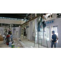 太原展览馆展厅装饰 企业展厅校史馆设计装饰 山西展厅设计装饰装修施工