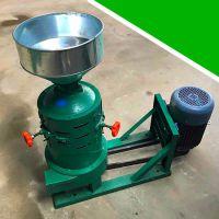 粮食加工机械设备 富兴谷子水稻碾米机 砂轮式谷子磨米机厂家