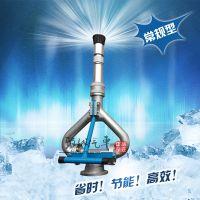 亿丰洒水车铝合金高压喷水炮360度旋转射程达到35米