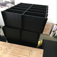 柳州厂家直销导电中空板 防静电中空板刀卡 中空板周转箱