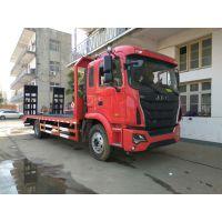 平板运输车 拉150挖机拖车厂家直销