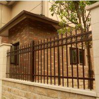 别墅围墙护栏庭院围墙围栏高档小区锌钢铁艺栅栏
