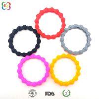 厂家直销韩版简约个性手环,小清新情侣手链,链条硅胶手环