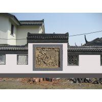 砖雕围墙园林苏州照壁四合院仿古文化影壁墙古建中式