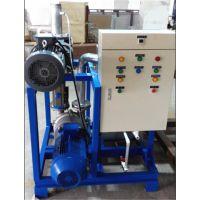 不锈钢耐腐蚀真空泵机组 2BF2-1080-OH2 生产锂电池行业用的真空泵厂家