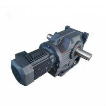 沃旗污水处理设备用K97减速机KA97空心轴减速器