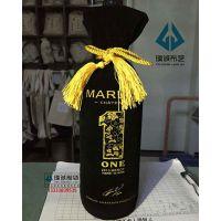 郑州白酒包装布袋定做礼品布袋厂样品免费