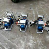 1.5kw胶带剥皮机 380v皮带剥皮机 山煤机械输送带