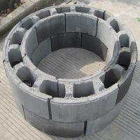 吉林井壁砌块,超宇模具,混凝土井壁砌块