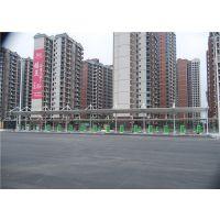 深圳承建汽车简易车棚 设计安装膜结构车棚 电动车 雨棚