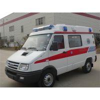 依维柯宝迪A32国五转运型救护车