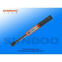 温州山度SDH-20-200系列数显扭力扳手 扭力起子价格生产