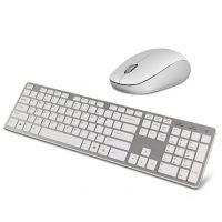 B.FRIENDit壁虎忍者无线键盘鼠标套装RF1430 静音超薄台式电脑笔记本外接巧克力键盘