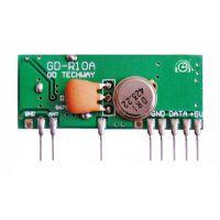 GD-R10A抗强干扰接收模块