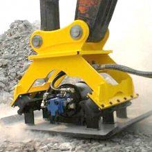 工厂直供挖掘机冲击平板夯 振幅加大液压夯 工厂直销