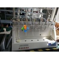 长海智能蒸馏仪JTZL-6如何操作