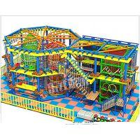 温州乐才游乐厂家直销淘气堡 儿童乐园 真人CS 组合滑梯 互动投影乐园