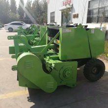 玉米秸杆回收机专业快速 辽宁粉碎打捆一体机厂家