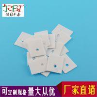 【佳日丰泰】专业生产氧化铝陶瓷片 硬度大 耐高温 1mm*20mm*25mm
