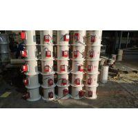 本厂实力生产加工环保型PP风阀 使用寿命长 防腐蚀耐酸碱 可加工定制