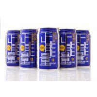 百方罗汉果仙草饮料正能量广西桂林特产凉茶无糖食品12罐包邮特价