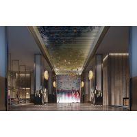 广元精品酒店装修设计,酒店设计细节的重要性