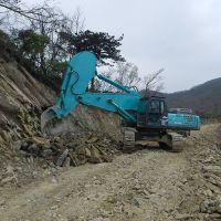 矿山开采鹰嘴臂超级钩制作 破碎风化岩页岩利器 安装方便