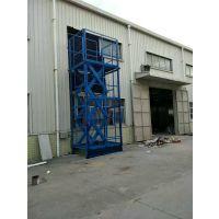 吉安室内剪式升降台 固定式液压升降货梯 地下室专用平台