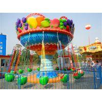 中小型游乐设备水果旋风室外游乐河南龙之盈儿童设备