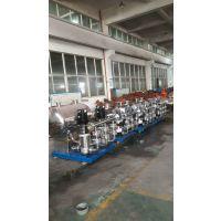 全自动无负压恒压变频调速供水设备 WFG20/60-2G 流量:20M3/H, 扬程:60M 不锈钢