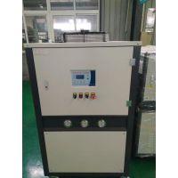 冷水机的工作原理与制冷过程