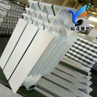 专业生产双金属压铸铝暖气片 铝合金暖气片散热器批发 厂家直销