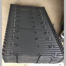 北京空调冷却塔填料更换 马利1220*3880mm填料 南亚片材淋水片 【河北华强】