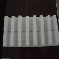 订制粘贴成型珍珠棉内衬 定位防冲击白色EPE包装海绵内衬