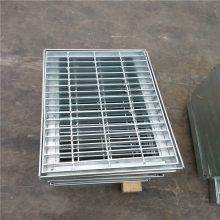 钢格板规格 钢格板吊顶 水沟盖板模具