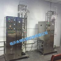 玻璃精馏塔装置沧州泊头实验室玻璃精馏设备不锈钢西塔环填料