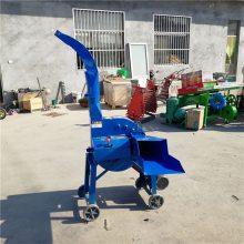 圣鲁1.5吨铡草机 小型家用干湿切草机 江苏电动铡草机