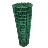 圈地绿化防护网、荷兰网 圈地围山绿皮铁丝网、养鸡铁网围栏网