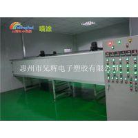 中堂塑料外壳喷油加工厂价格实惠