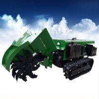 28马力农用开沟施肥回填机 启航农用开沟培土机 犁地松土回填机价格