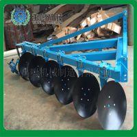 禹鸣机械1LYQ-625圆盘犁开荒翻地犁六圆盘犁100以上马力拖拉机用大型耕地犁