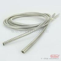 湖南地区专供 穿线类双扣金属软管 不锈钢材质 φ15规格