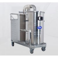 金洁大功率三相电动工业吸尘器JGY8040