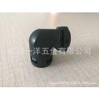 尼龙66 阻燃防腐 快速式 波纹管连接器,快插接头,非金属软管