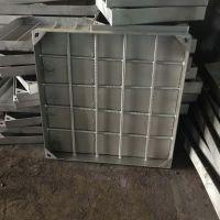 重庆不锈钢下沉式铺砖井盖