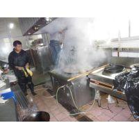 丰台清洗烟道公司专业清洗净化器 烟罩