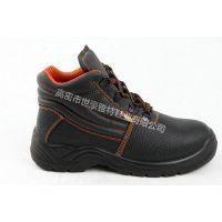 注塑劳保鞋实心底钢板刺穿伤害冲击伤害